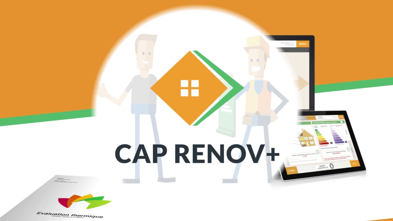CAP RENOV+ nouvelle version 2018